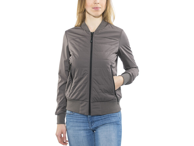 huge discount 48732 6ef13 super.natural Waterfront Bomber Damen grey brown